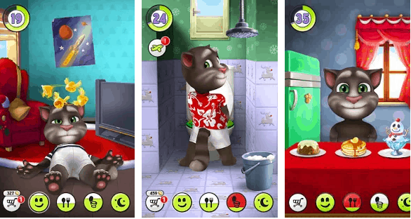 Talking Tom Game Download